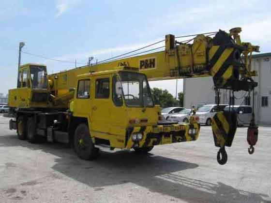 P&H Crane Parts