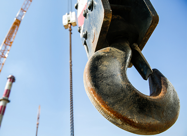 Reliable Crane Parts Supplier in Singapore | Crane Spare Parts